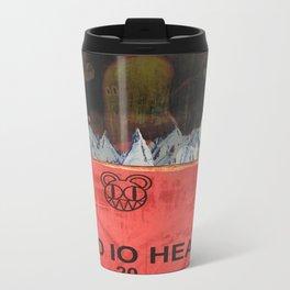 Radiohead 20 Travel Mug