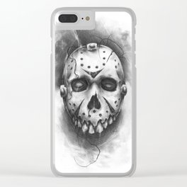 The Return of Vorhees Clear iPhone Case