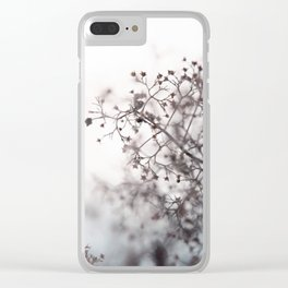 morning dew Clear iPhone Case