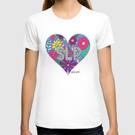 Whimsical Heart SLP T-shirt