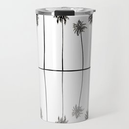 Palm Reflections II Travel Mug