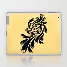 Happy Splash - 1-Bit Oddity - Black Version Laptop & iPad Skin