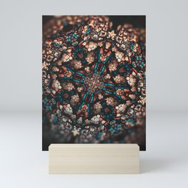 Shedding Shells Mini Art Print