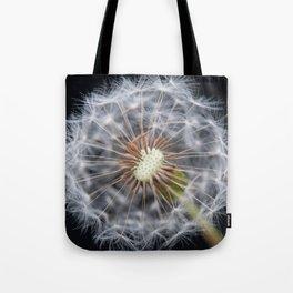 Dandelion Seeds Tote Bag