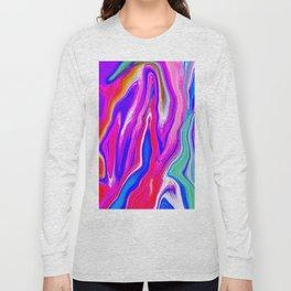 Neon Light Long Sleeve T-shirt