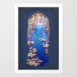 A Kingdom of Isolation Art Print