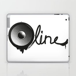 Bassline Laptop & iPad Skin