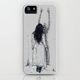 Ghosts of the Future iPhone Case