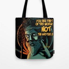 Aboriginal Wisdom Tote Bag