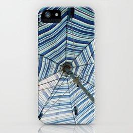 An (Hypnotized) Umbrella iPhone Case
