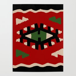 Kilim Poster