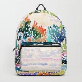 Spring arrived Backpack