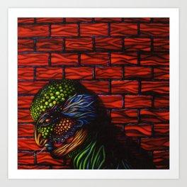 Birdman Art Print