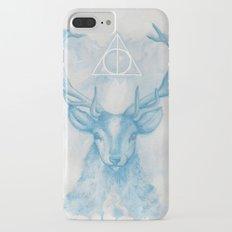 Expecto Patronum iPhone 7 Plus Slim Case