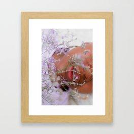 sara Framed Art Print