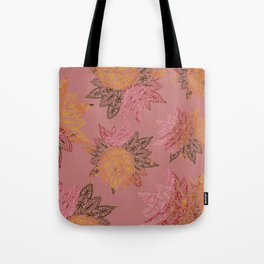 RAINBOW HENNA Tote Bag