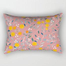 Blorange Rectangular Pillow