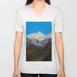 Mt Whitney Unisex V-Neck