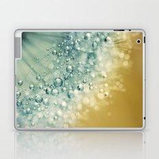Ocean Blue Dandy Sparkles Laptop & iPad Skin