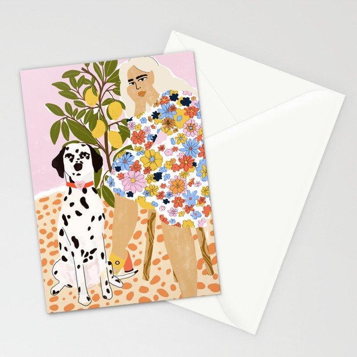The Chaotic Life Stationery Cards