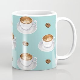 Coffee Cups - mint blue Coffee Mug