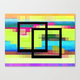 Time and Place Canvas Print