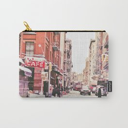 New York City Snow Soho Carry-All Pouch