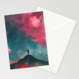 Anxieties Away Stationery Cards