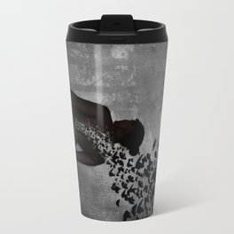 The Butterfly Transformation II Travel Mug