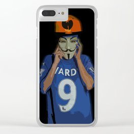V OF VARDY-TANG Clear iPhone Case