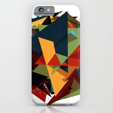 Abstract shape.3D Rendering Slim Case iPhone 6s