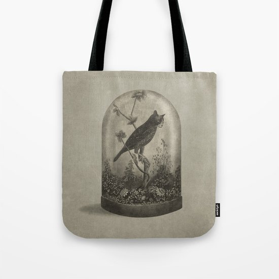 The Curiosity  Tote Bag