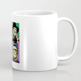 Horror Pop Art Coffee Mug