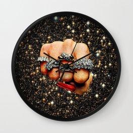 Galactic Punch Wall Clock