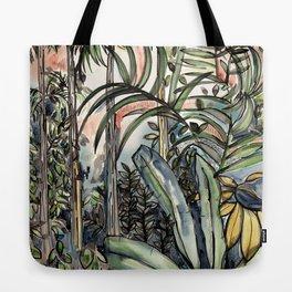 Jungle Adventure Tote Bag