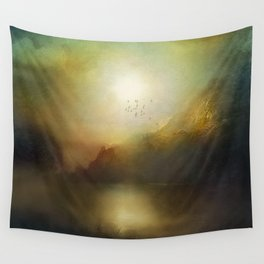 Poesia Wall Tapestry