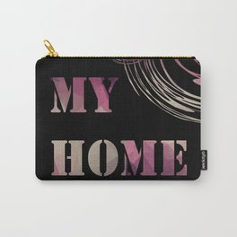My house . Carry-All Pouch