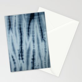 Grey Tie Die Stationery Cards