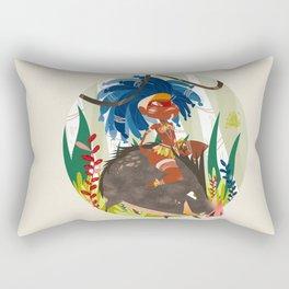 Caipora DIVA Rectangular Pillow