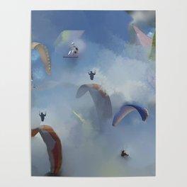 Dream Gliding Poster