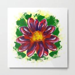 Floral 102 Metal Print