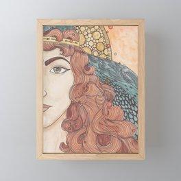 Deborah Framed Mini Art Print