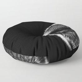 Sneaky Dog Floor Pillow