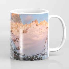 Fitz Roy at Sunrise Coffee Mug