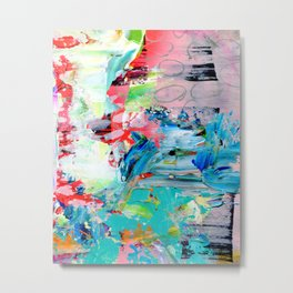 Out of Pocket Metal Print