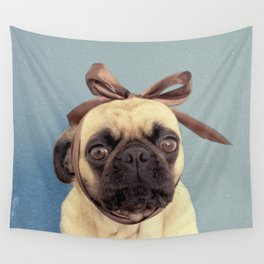 Lola Bow Wall Tapestry