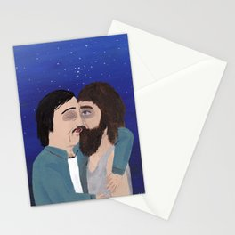 Romantic Scenery Stationery Cards