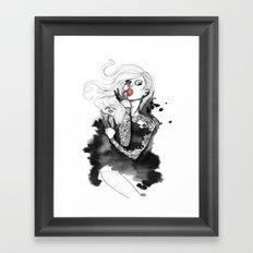 WMNART Framed Art Print