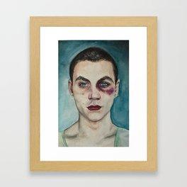 Johnny Park Framed Art Print