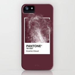 Pantone Series – Cosmic Cloud #2 iPhone Case